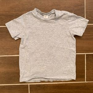 H&M Gray size 12-18M Short Sleeve Tee Shirt